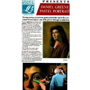 : Daniel Greene: Pastel Portrait   Erika: Daniel Greene: Movies & TV