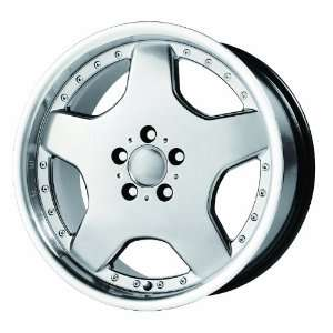 Wheel Replicas V1144 Hyper Silver Dark Wheel with Machined