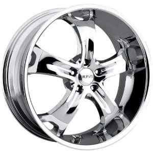 Boss Motorsports 329 Chrome Wheel (22x9/5x4.5