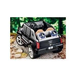 Power Wheels Black Cadillac Escalade 2007 Toys & Games