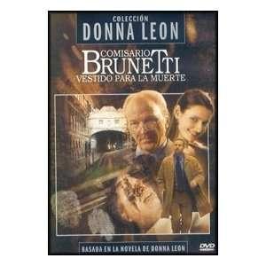 Comisario Brunetti : Vestido Para La Muerte.(2002