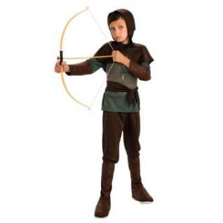 Robin Hood Deluxe Kids Costume Clothing