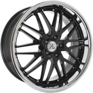 Concept One 523 Raven Black Wheel with Painted Finish (20x9.5/5x120mm