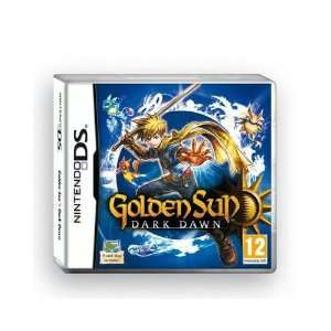 New Nintendo Golden Sun Dark Dawn Role Playing Game Complete Product