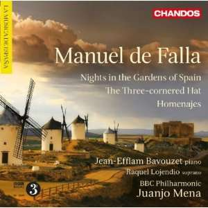 De Falla Nights in the Gardens of Spain; The Three