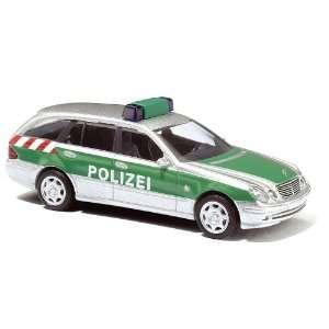 Busch 49454 Mercedes E Class Police: Toys & Games
