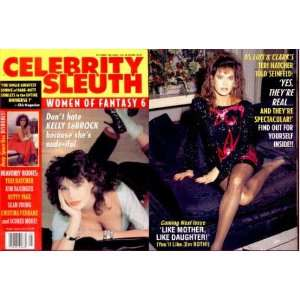Volume 8 Number 5 (1995): Women of Fantasy #6: Celebrity Sleuth: Books