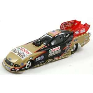 Action 1:24 2009 John Force Castrol Edge Ford Mustang