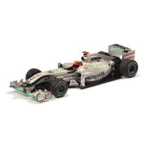 Scalextric C3146   F1 Mercedes GP Petronas 2010 Slot Car