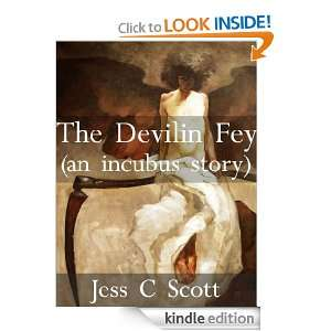 Incubus Story.01 (urban fantasy, paranormal romance, The Devilin Fey