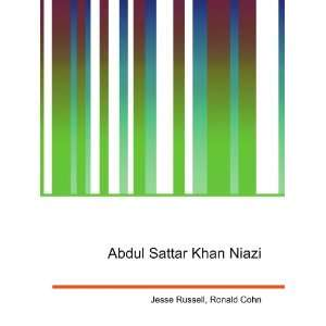 Abdul Sattar Khan Niazi: Ronald Cohn Jesse Russell: Books