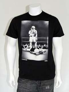 CHUNK Star Wars Boxing Stormtroopers T Shirt   Black   S M L XL XXL