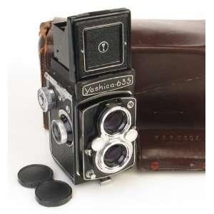 Vintage Yashica 635 TLR Camera: Everything Else