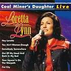LYNN, LORETTA   COAL MINERS DAUGHTER LIVE   CD ALBUM CO