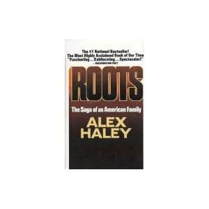 ROOTS (UNCORRECTED PROOF): ALEX HALEY: Books