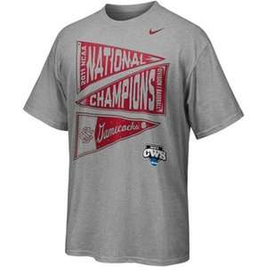 New Mens Nike official SC gamecocks 2011 NCAA National Champions tee