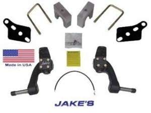 Club Car Golf Cart part 6 lift kit 04 up precedent