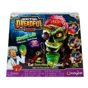 Umagine Doctor Dreadful Zombie Lab Zombies food maker brains