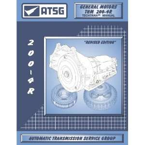 Manual (1980 1989) Automatic Transmission Service Group Books