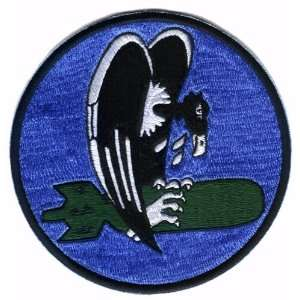 741st Bomb Squadron 455th Bomb Group 4.5 Patch