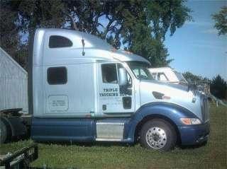 04 Peterbilt 387 Semi Truck