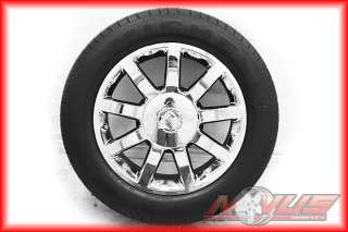 20 CADILLAC ESCALADE CHEVY TAHOE YUKON WHEELS TIRES 22