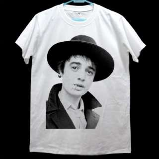Babyshambles PETE DOHERTY Indie Band Art T shirt XL