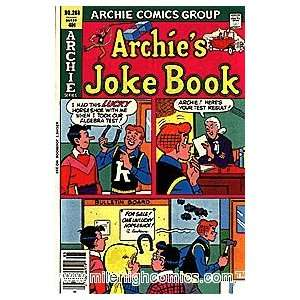 Archies Joke Book (1953 series) #268 Archie Comics Books