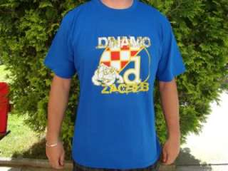 Croatia Dinamo Zagreb t shirt soccer, football, Bad Blue Boys, double