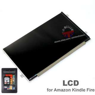 ORIGINAL  KINDLE FIRE LCD SCREEN DISPLAY MONITOR REPAIR
