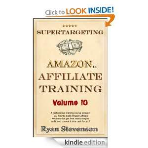 Niche Affiliate Marketing & Search Engine Optimization (SuperTargeting