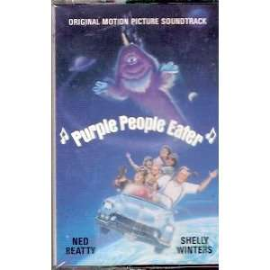 Purple People Eater [Soundtrack]: Various Artists: Music