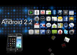 Altair Novus   3.5 Touch Screen Android 2.2 Phone
