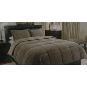 Indoor Weather Cozy Down Alternative Comforter   Full