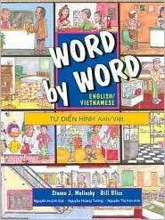 Word by Word Picture Dictionary English/Vietnamese Edition