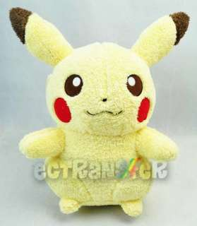 15 New Pokemon Generation Pikachu Soft Plush Doll/PC1605