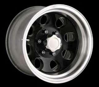 16 Ion Alloy 171 Black Wheels RWD, TRK, SUV 16x10