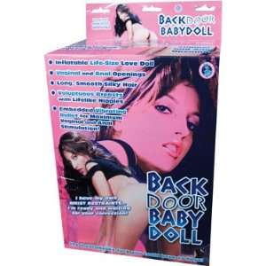Backdoor baby doll Toys & Games