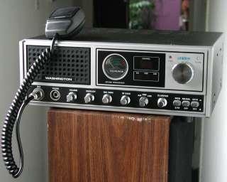 Uniden Washington 40 Channel AM/SSB   Base/Mobile CB Radio, Washington