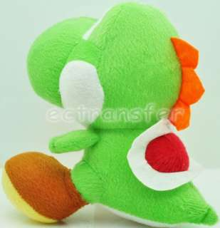 Super Mario YOSHI (Green) 7 Plush Doll Soft Toy/MT105