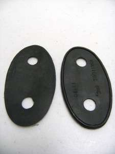 Ford Passenger Car Pickup Truck Head Lamp Bar Pads PAIR