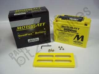MBTX24U BatteryHonda GL 1500 Gold Wing All Models (1988 2000)