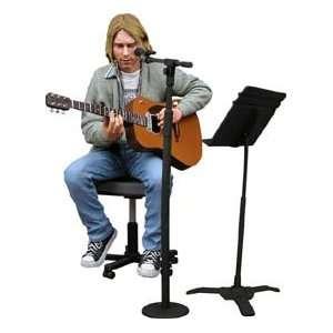 Kurt Cobain Nirvana Grunge Rock Unplugged Acoustic