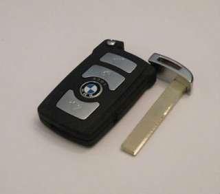 BMW Emblem 7 Series Smart Keyless Entry Remote Shell Case E67 E66 E65