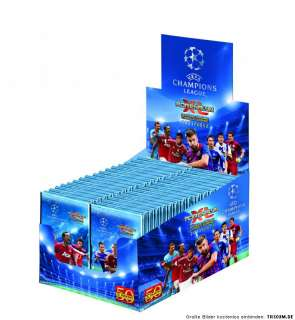 XL Champions League CL 2011 2012 FANS FAVOURITE Auswahl Panini 11 12
