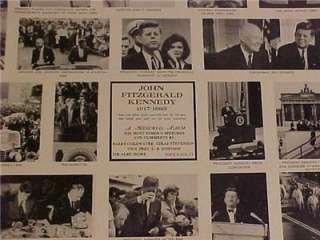 ALBUM~PRESIDENT JFK JOHN KENNEDY SPEECH~VINTAGE VINYL LP RARE