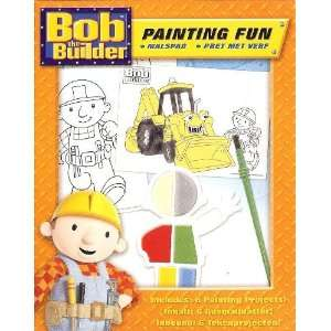 Bob The Builder Painting Fun Activity Set Toys & Games