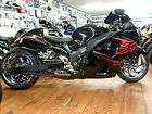 2011 Suzuki GSXR 1300 Hayabusa w/ 240 Wide Tire Kit 1 Actual Mile On