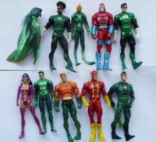 UNIVERSE GREEN LANTERN STAR SAPPHIRE MEDPHYLL TOMAR RE Hal Jordan #Y2