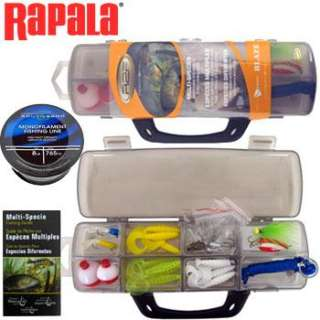 6ft RAPALA SPINNING ROD & REEL COMBO KIT IS PERFECT FOR THE EVERYDAY
